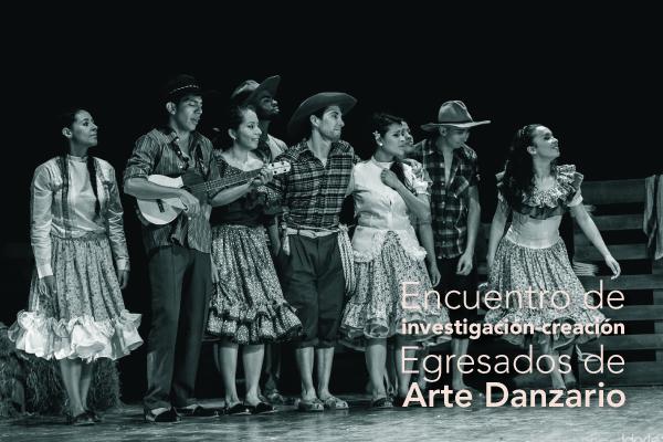 Egresados y sus compañías de danza dialogan desde la investigación-creación