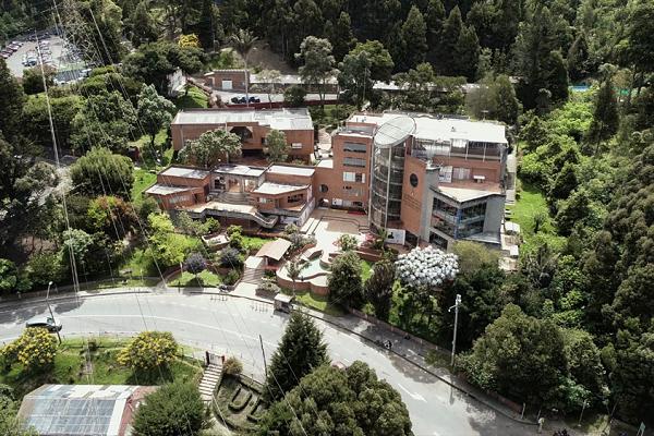 Un recorrido por la Universidad Distrital Francisco José de Caldas