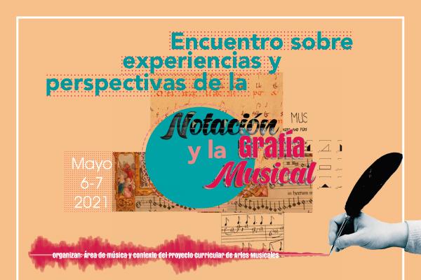 Imagen noticia: Conozca la programación del Encuentro sobre la Notación y la Grafía Musical