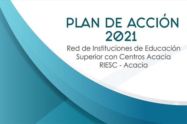 Imagen noticia: Avanza el plan de acción 2021 de la RIESC- Acacia