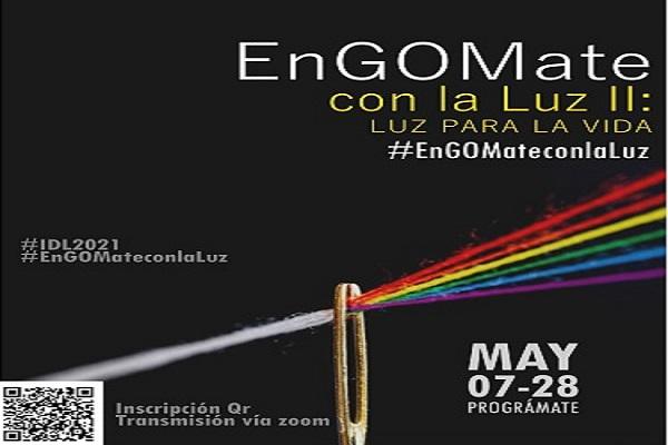 En mayo llega EnGOMate con la Luz II: Luz para la Vida