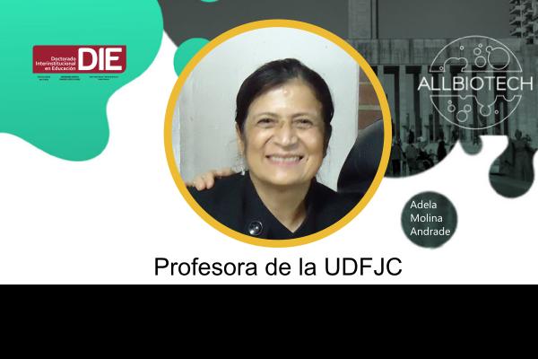 Profesora de la UD estará en la cumbre ALLBIOTECH 2021 de Argentina