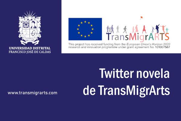 Conoce la Twitter novela del Proyecto TransMigrArts: Armand McClown