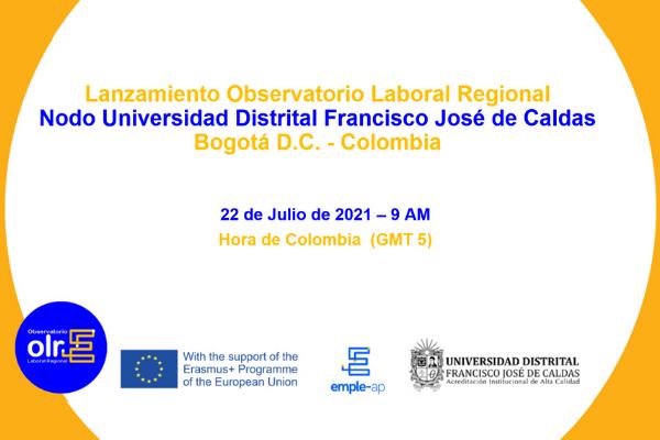Exitoso lanzamiento del Observatorio Regional Laboral