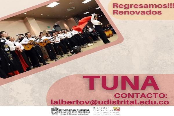 La Tuna y el Coro UD vuelven renovados