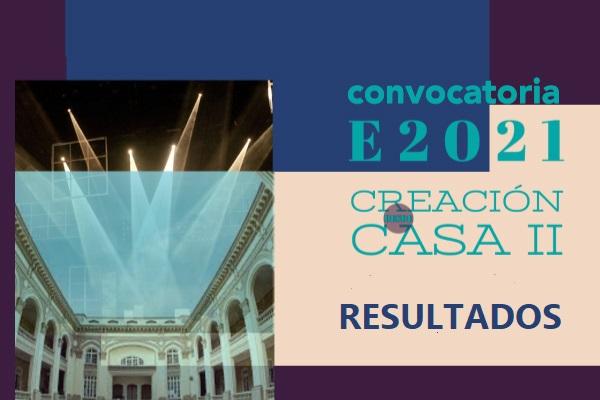 ¡Atención egresados en artes! Conozcan los resultados de la convocatoria E2021 Egresados desde Casa II