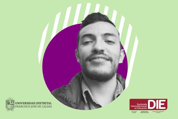 Alejandro Tiusaba Rivas, estudiante del DIE-UD, obtiene aprobación de proyecto de tesis doctoral