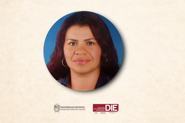 Mónica Patricia Melo Herrera, estudiante del DIE-UD, recibe  aprobación de proyecto de tesis doctoral