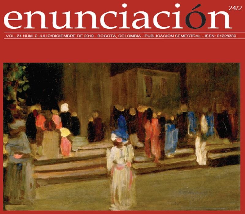 La revista Enunciación abre convocatoria permanente para autores