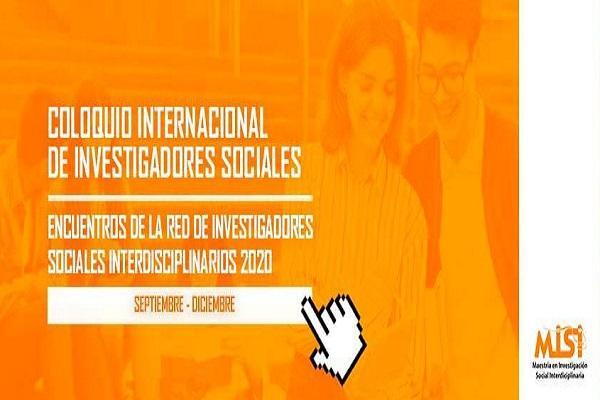 Imagen evento  I Coloquio Internacional de Investigadores y II Encuentro de la Red de Investigadores sociales Interdisciplinarios