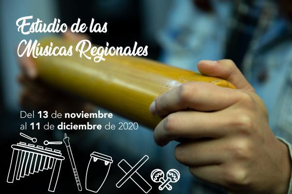Imagen evento Comienza el ciclo de talleres Estudio de las Músicas Regionales