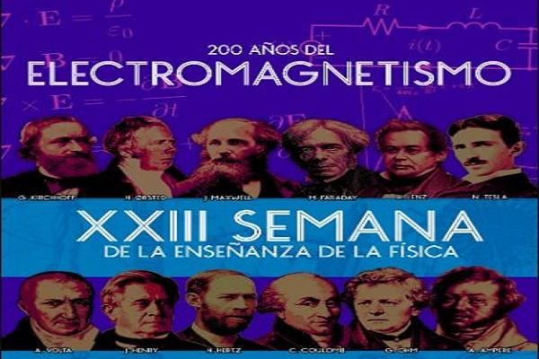 Imagen evento Participa en la XXIII Semana de la Enseñanza de la Física