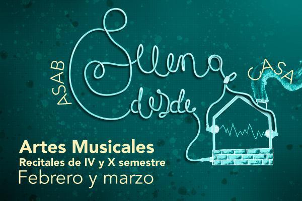 Imagen evento Estudiantes de música comparten sus recitales en los meses de febrero y marzo