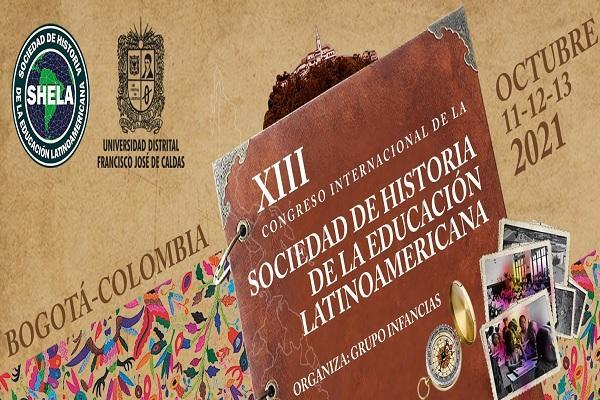 Imagen evento  Inscripciones abiertas para el XIII Congreso Internacional e la Sociedad de Historia de la Educación Latinoamericana