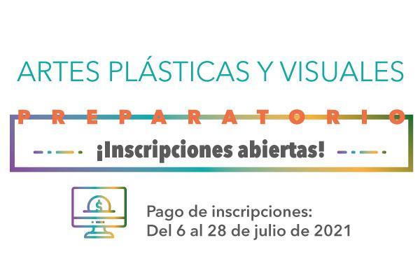 Imagen evento Preparatorio de Artes Plásticas y Visuales tiene abiertas sus inscripciones 2021-3