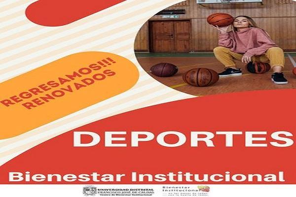 Imagen evento Vuelven los deportes a la UD
