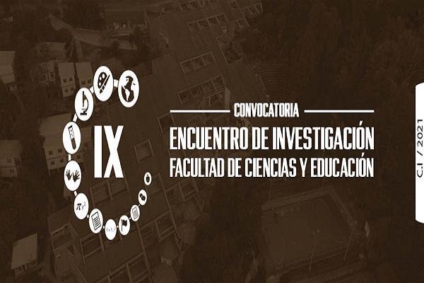 Imagen evento Hasta el 30 de julio, inscríbete como ponente al IX Encuentro de Investigaciones de la FCE