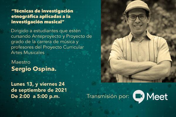 Imagen evento No te pierdas el taller Técnicas de investigación etnográfica aplicadas a la investigación musical