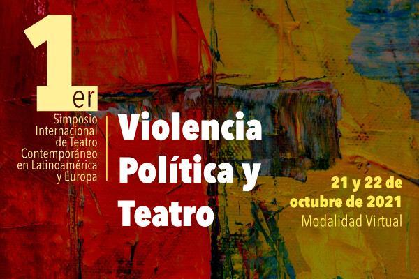 Imagen evento U. Distrital, anfitriona del I Simposio Internacional de Teatro Contemporáneo en Latinoamérica y Europa