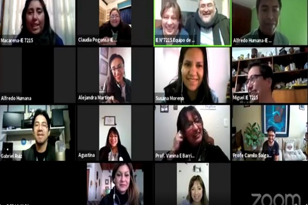 Imagen noticia: Experiencias y aprendizajes en la electiva Pedagogía de la Hospitalidad y Diseño de recursos didácticos