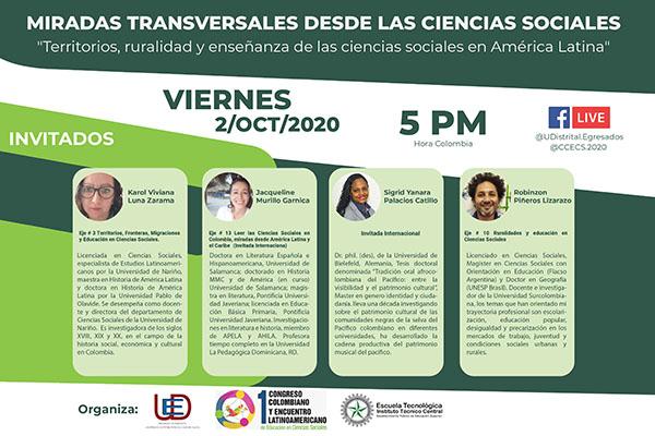Imagen noticia: Amplía tus conocimientos sobre territorios, ruralidad y ciencias sociales en América Latina