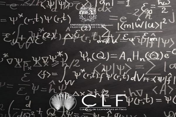 Imagen noticia:  Resultados sobre mecánica estadística cuántica matemática, en el Coloquio de Licenciatura en Física
