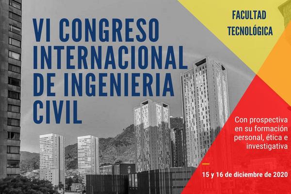Imagen noticia: Prepárate para el VI Congreso Internacional de Ingeniería Civil