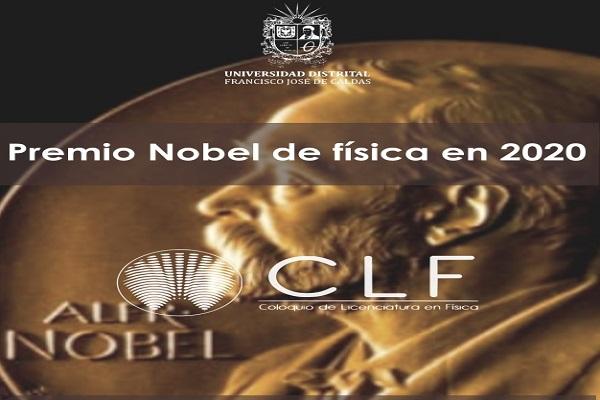 Imagen noticia: En el Coloquio de Licenciatura en Física, Premio Nobel de Física 2020