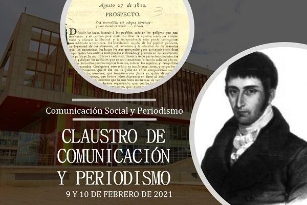 Imagen noticia: Llega en febrero el Claustro de Comunicación y Periodismo