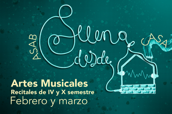 Imagen noticia: Estudiantes de música comparten sus recitales en los meses de febrero y marzo