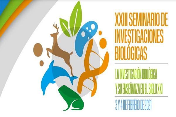 Imagen noticia: Te esperamos del 3 al 5 de febrero en el XXIII Seminario de Investigaciones biológicas
