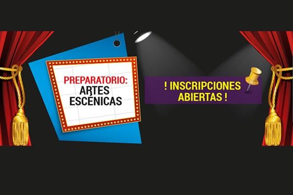 Imagen noticia: ¡Últimos días de inscripción del Preparatorio en Artes Escénicas!