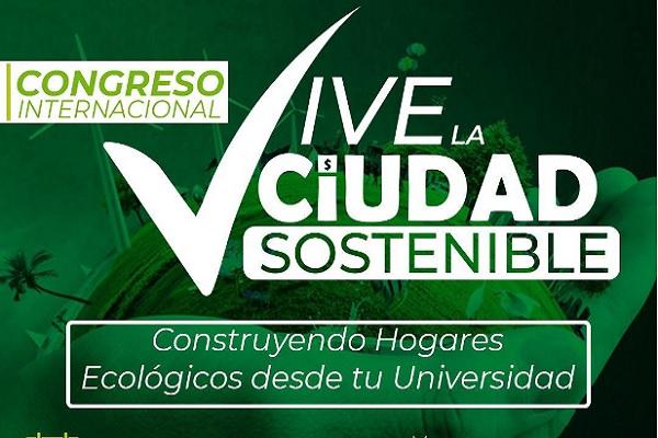 Imagen noticia: Participa en el Congreso Internacional Vive la Ciudad Sostenible