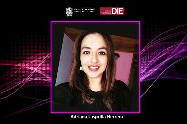 Imagen noticia: Adriana Lasprilla Herrera recibe aprobación laureada de tesis doctoral