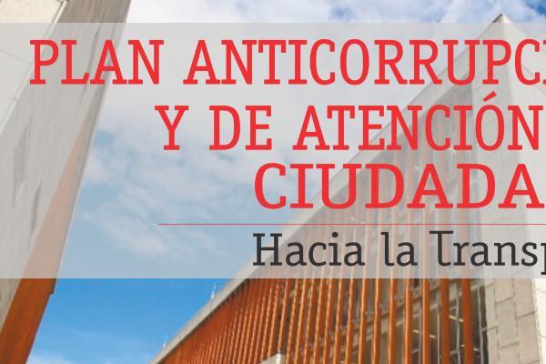 Imagen publicación: Consulte el Plan Anticorrupción y de Atención al Ciudadano 2019