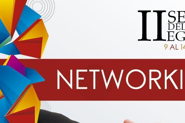 Imagen publicación: Participa en NETWORKING - II Semana del egresado