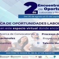 Imagen evento Participa en un espacio de nuevas oportunidades laborales y becas
