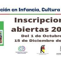 Imagen evento  Especialización en Infancia, Cultura y Desarrollo abre sus inscripciones